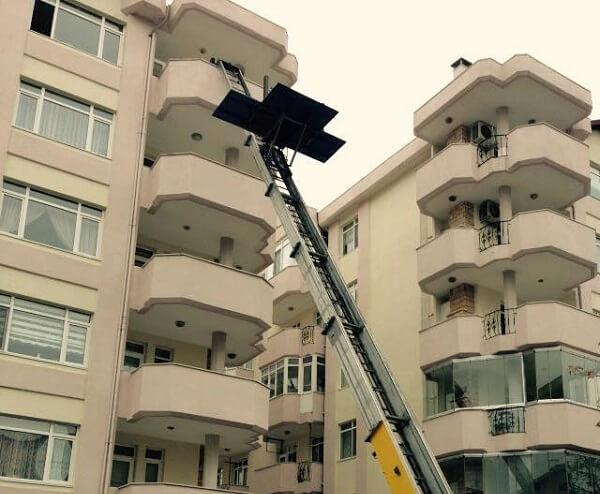 Adana Asansörlü Evden Eve Taşımacılık